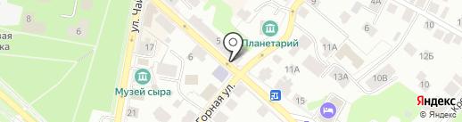 Questo-quest на карте Костромы