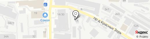Ивановско-Вознесенский Иконостас на карте Иваново