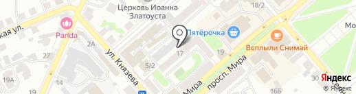 COMPUTER44 на карте Костромы