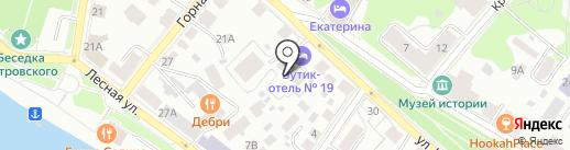 Агентство независимой налоговой консультации на карте Костромы