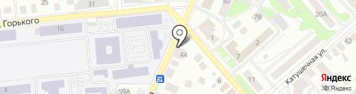 Арт Академ и Я на карте Костромы