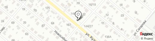 Паз-Газ на карте Иваново