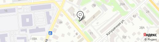 Отдел ЗАГС по Костромскому району на карте Костромы