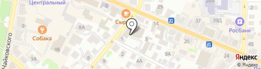JULIA BAKER на карте Костромы