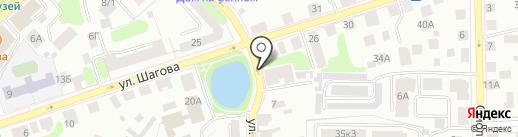 Юрист44 на карте Костромы