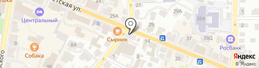 СВАДЕБНАЯ ШКАТУЛКА на карте Костромы