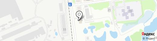 Продукты-33 на карте Иваново