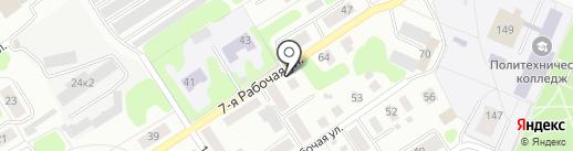 DekorStone на карте Костромы