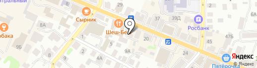 LashLab на карте Костромы