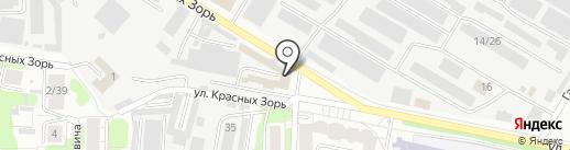 У Ксюши на карте Иваново