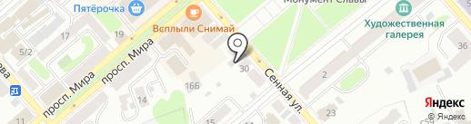 IKSSHOP на карте Костромы