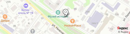 Дизайн-Проект-Студия на карте Костромы