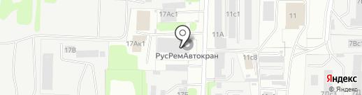 Авто-Нова на карте Иваново