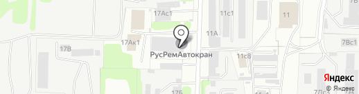 Промлит Плюс на карте Иваново