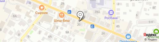 KindersOn на карте Костромы