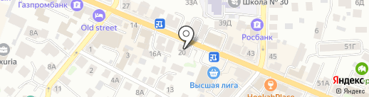 ДАНИЛА-МАСТЕР на карте Костромы