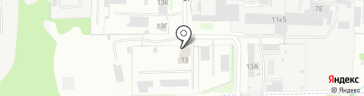 Синтез+ на карте Иваново