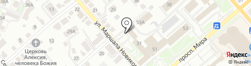 Россельхозцентр на карте Костромы