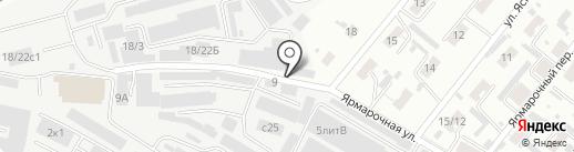 Полихим на карте Иваново
