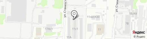 Кабельметизторг на карте Иваново