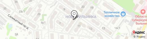 Мир детства на карте Иваново