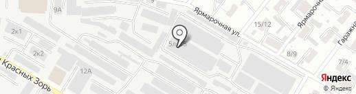 Пучежский сыродельный завод на карте Иваново