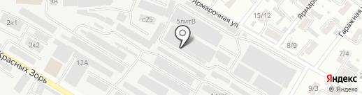 Арт Постель на карте Иваново