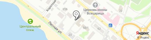АГЕНТСТВО РАЗВИТИЯ БИЗНЕСА на карте Костромы