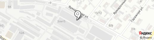 Мир фруктов на карте Иваново