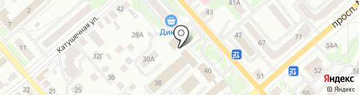 Центр недвижимости и землеустройства на карте Костромы