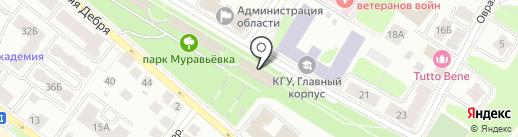 Костромской Театр Кабаре на карте Костромы