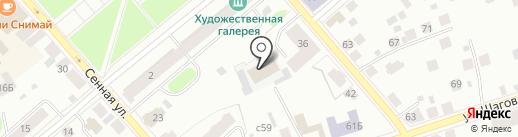 ПромТехСнаб на карте Костромы