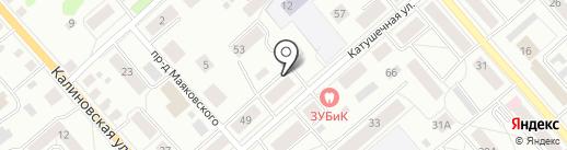 АВС Регион на карте Костромы