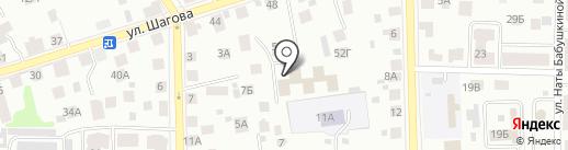 Магазин рекламы на карте Костромы