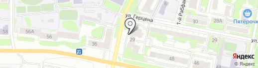 Принт Плюс на карте Иваново
