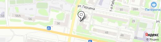 Revlon на карте Иваново