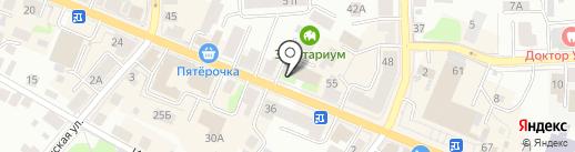 Управление Федерального казначейства по Костромской области на карте Костромы