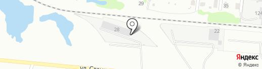 Байкал Сервис на карте Иваново