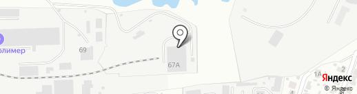 Ивановское предприятие промышленного железнодорожного транспорта №1 на карте Иваново