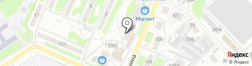Компания по реализации лотерейных билетов на карте Костромы