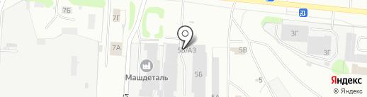 Всемкупоны на карте Иваново