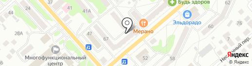 ПивоМаркет на карте Костромы