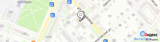 ГазСтрой на карте Костромы