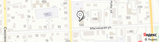 Отделка дома на карте Костромы