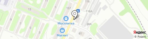 Магазин на карте Костромы