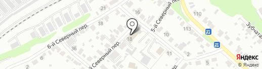 Рекавто на карте Иваново