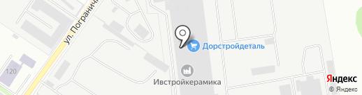 Спецдорстрой на карте Иваново