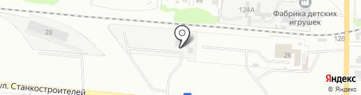 М-Сервис на карте Иваново