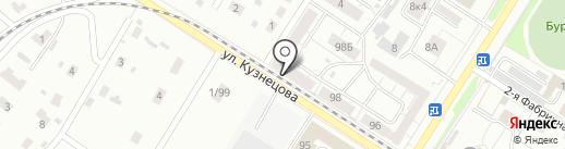 Белая ворона на карте Иваново