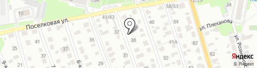 Юридическая компания на карте Иваново